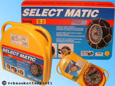 Maggi Select Matic S2